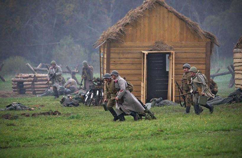 Ввыходные наБородинском поле устроят реконструкцию боя 1941 года