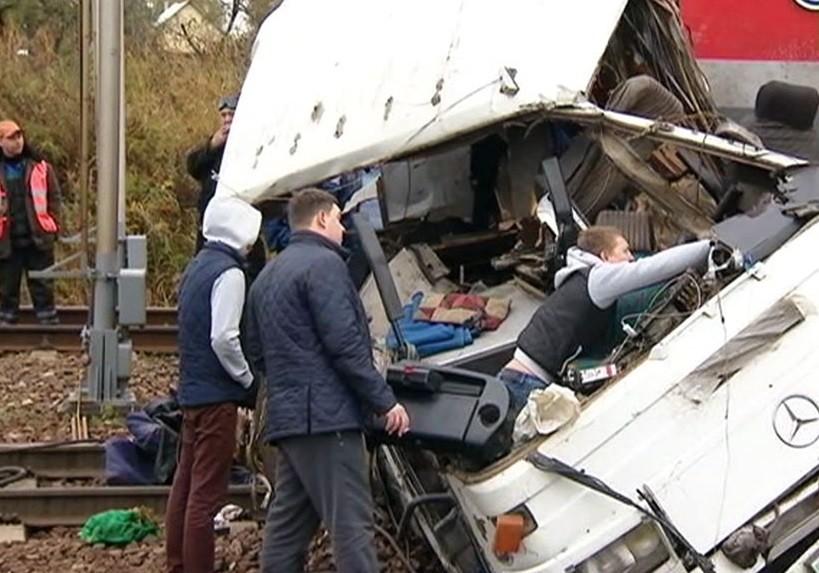 Милиция установила организатора поездки впопавшем вДТП под Владимиром автобусе