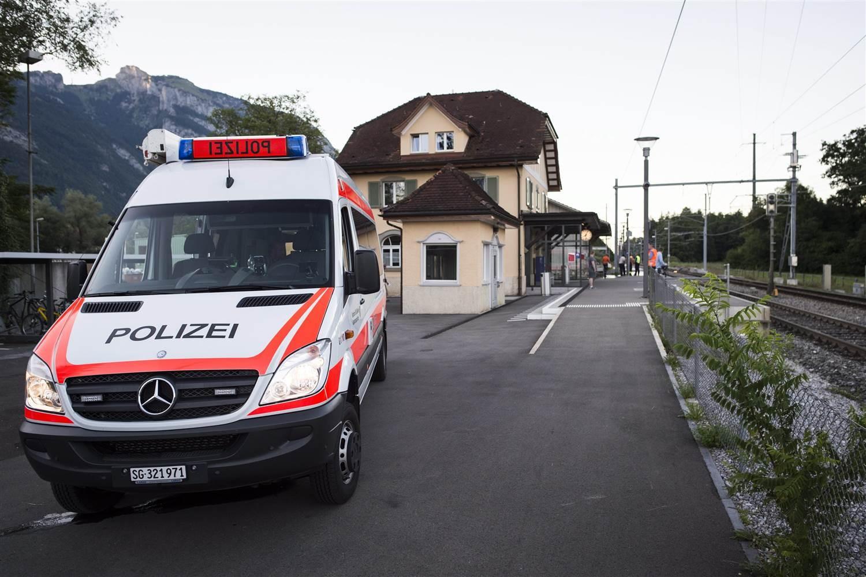 ВШвейцарии из-за угрозы взрыва эвакуировали вокзал