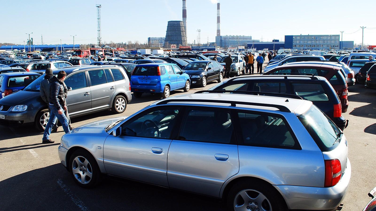 Продажи авто нарынке Башкирии увеличились практически натреть