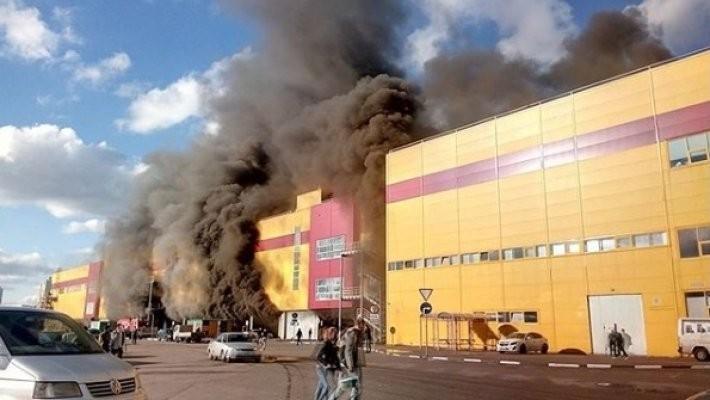 ТЦ «Синдика» был застрахован на4,2 млрд рублей