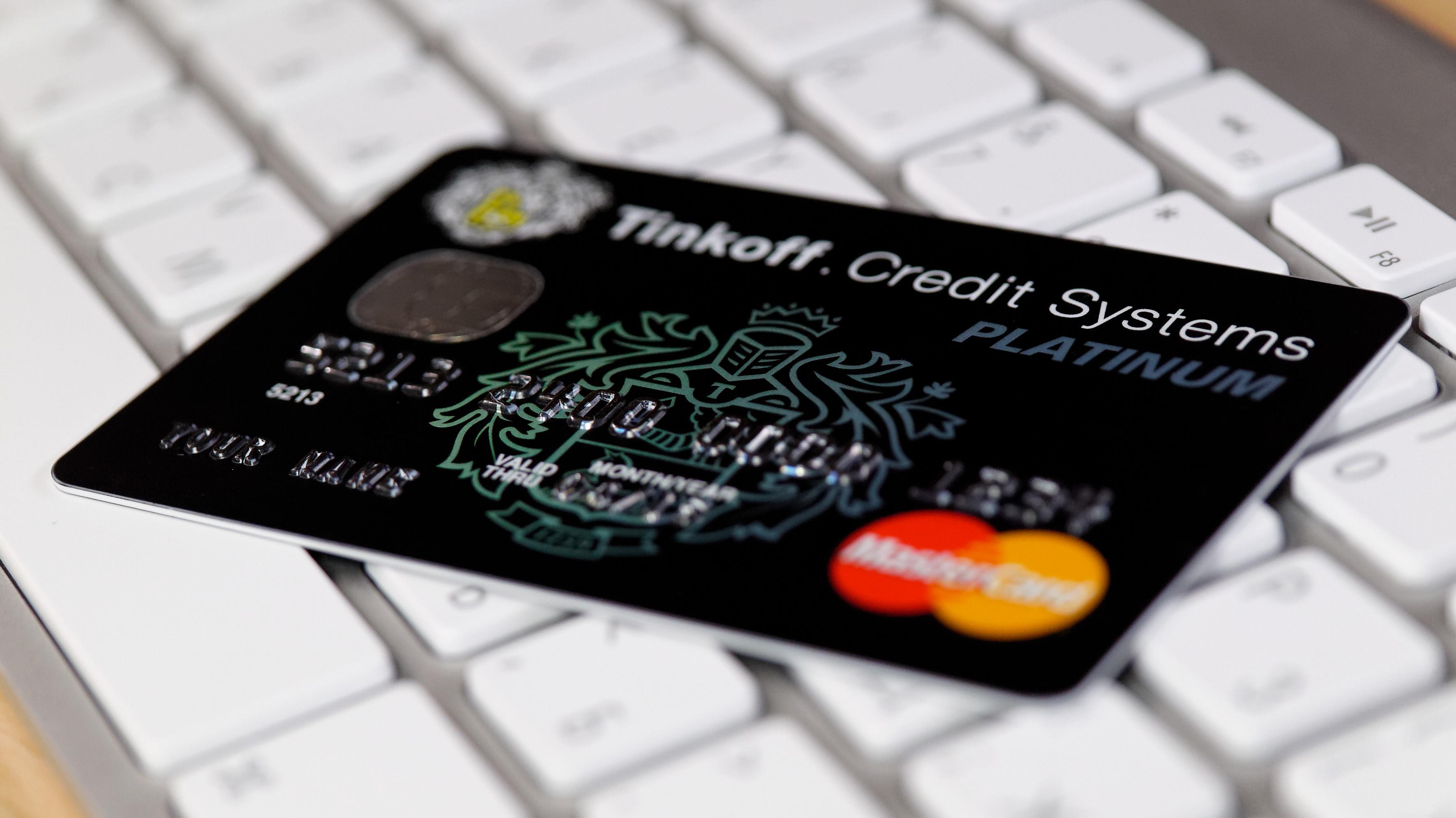 У клиентов «Тинькофф банка» не проходят платежи