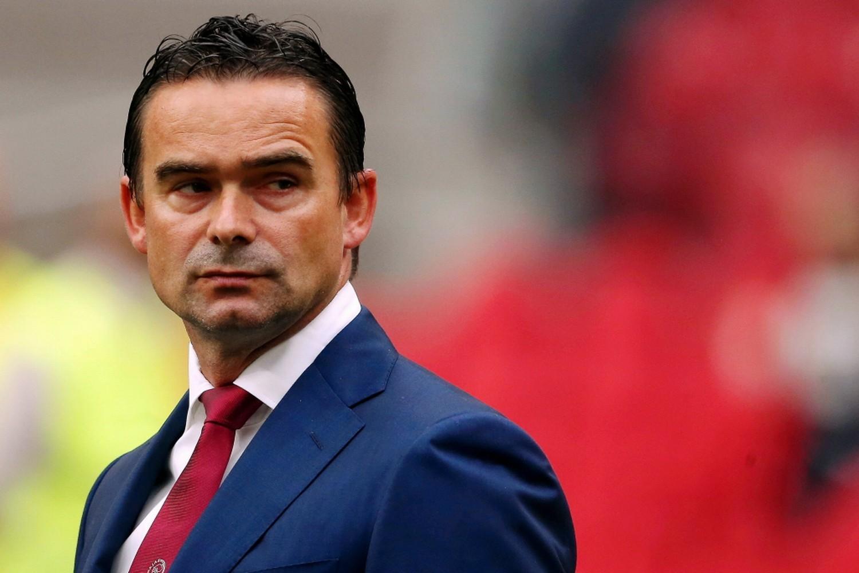 Венгер опроверг информацию оназначении Овермарса напост спортивного директора «Арсенала»