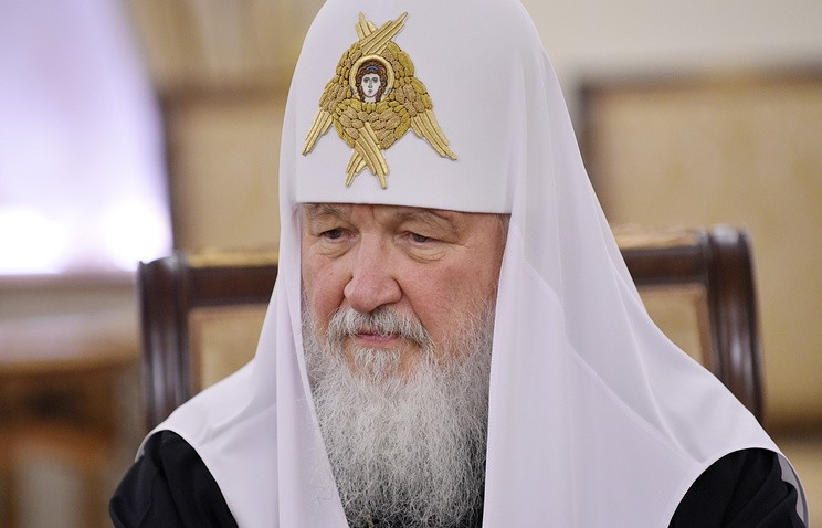 Патриарх Кирилл высказался оситуации сфильмом «Матильда»