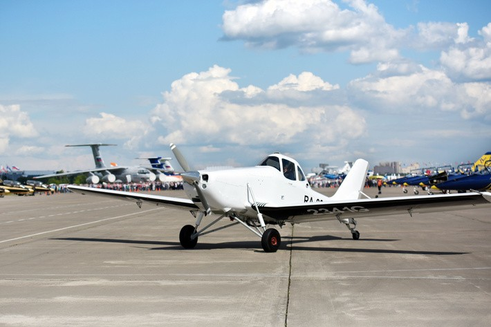 В 2018г вТатарстане планируют наладить производство самолетов Т-500