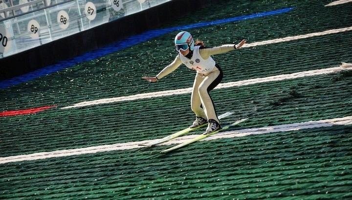 Котик стал чемпионом Российской Федерации попрыжкам страмплина