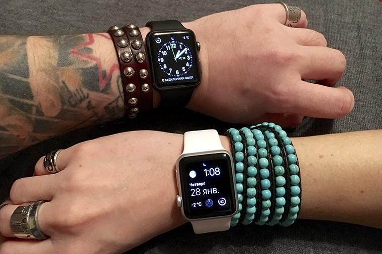 Apple запатентовала самозатягивающиеся ремешки для смарт-часов