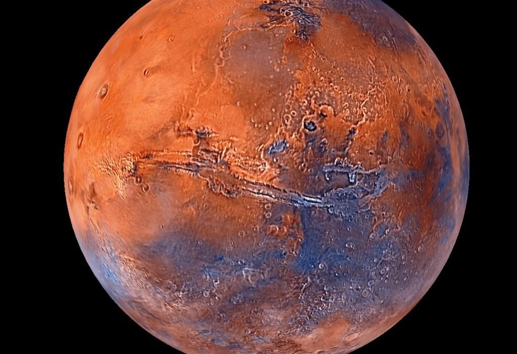 Ученые обнаружили наМарсе древнейшую чашу