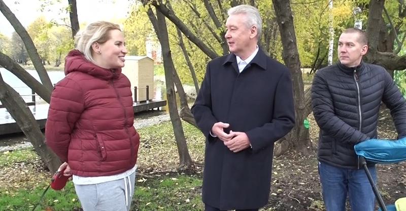 В столице  окончено  благоустройство парка «Усадьба Михалково»