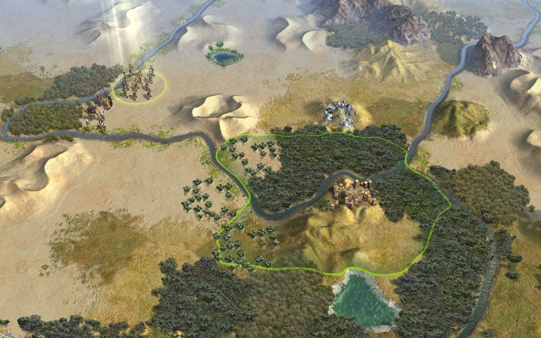 CivilizationVI вскором времени  получит масштабное обновление