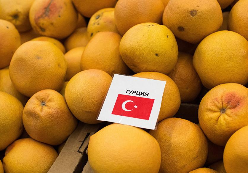 Россия и Турция оказались на пороге нового кризиса в торговле сельхозпродукцией
