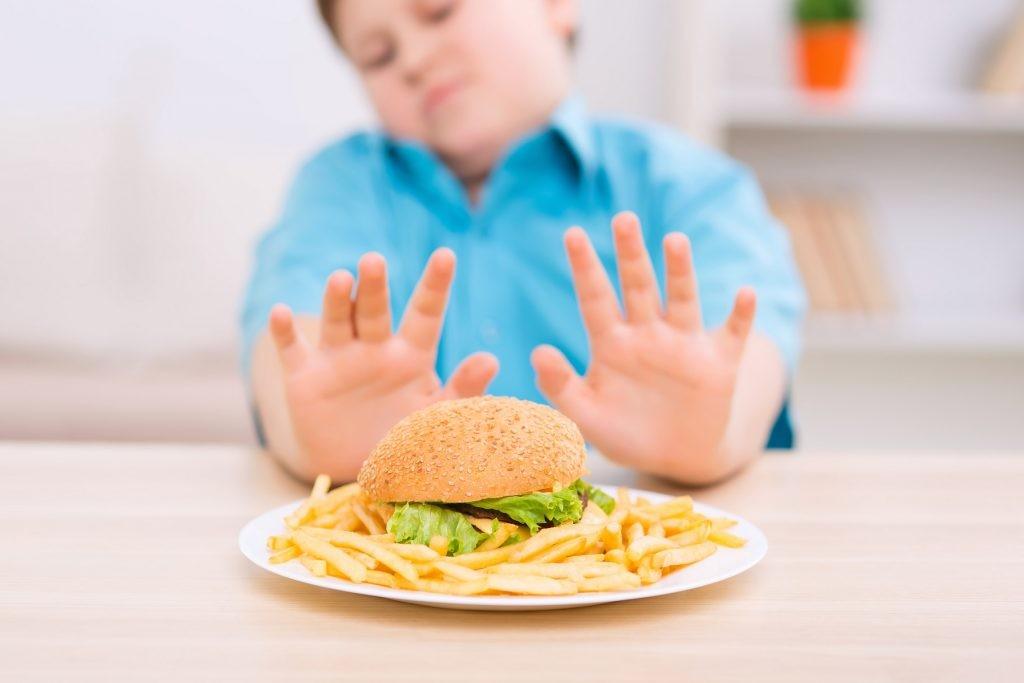 Число детей сожирением возросло  в10 раз— ВОЗ