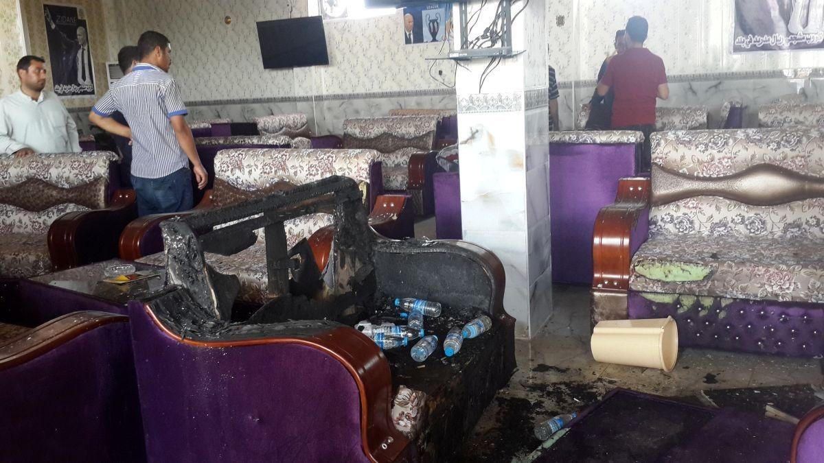 Террорист подорвал кафе взападном Ираке