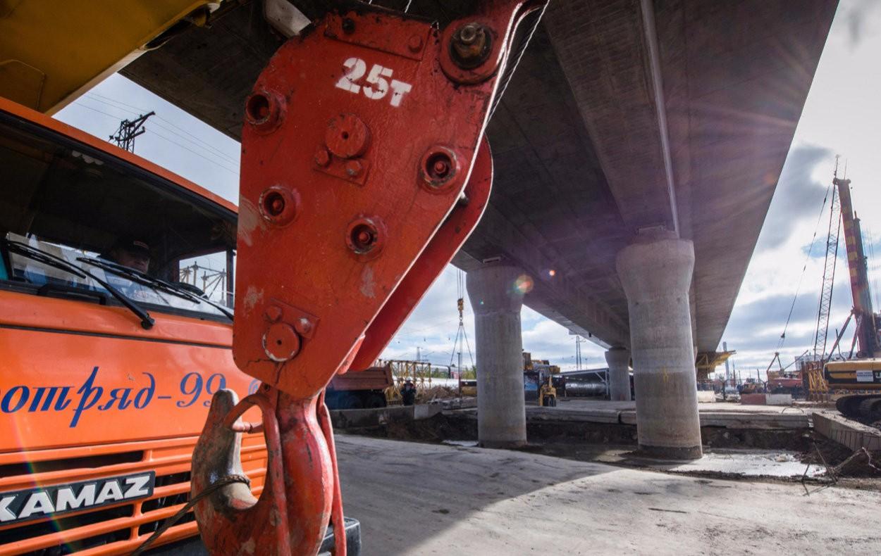 Креконструкции Дмитровского путепровода приступят всамом начале последующего года