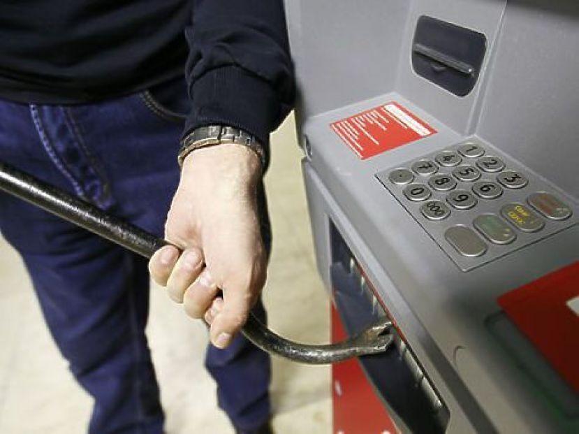 ВСамарской области словили взломщика банкоматов, укравшего 3,8 млн. руб.