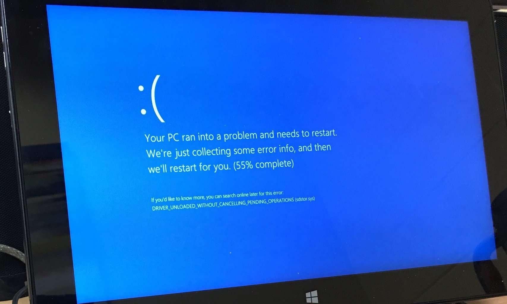 Бесконечный экран смерти: к чему приводит обновление Windows 10