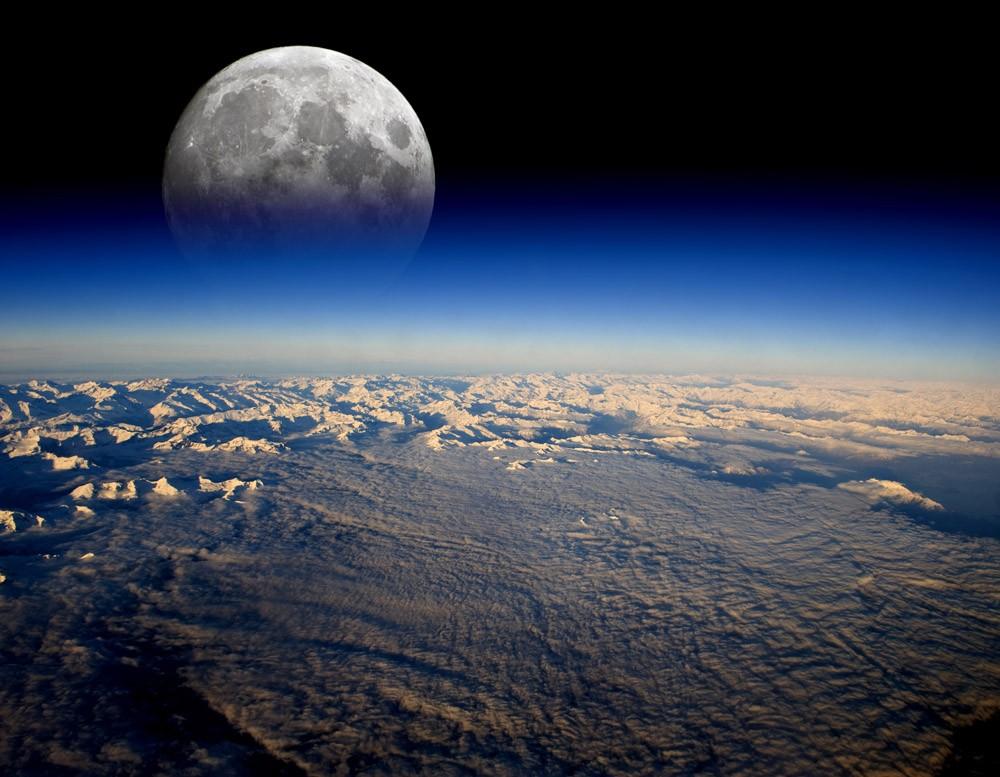Ученый собрал архив таинственных мест крушения на Луне