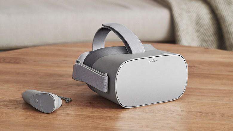 Oculus Go — шлем с поддержкой Windows Mixed Reality, работающий без компьютера и смартфона