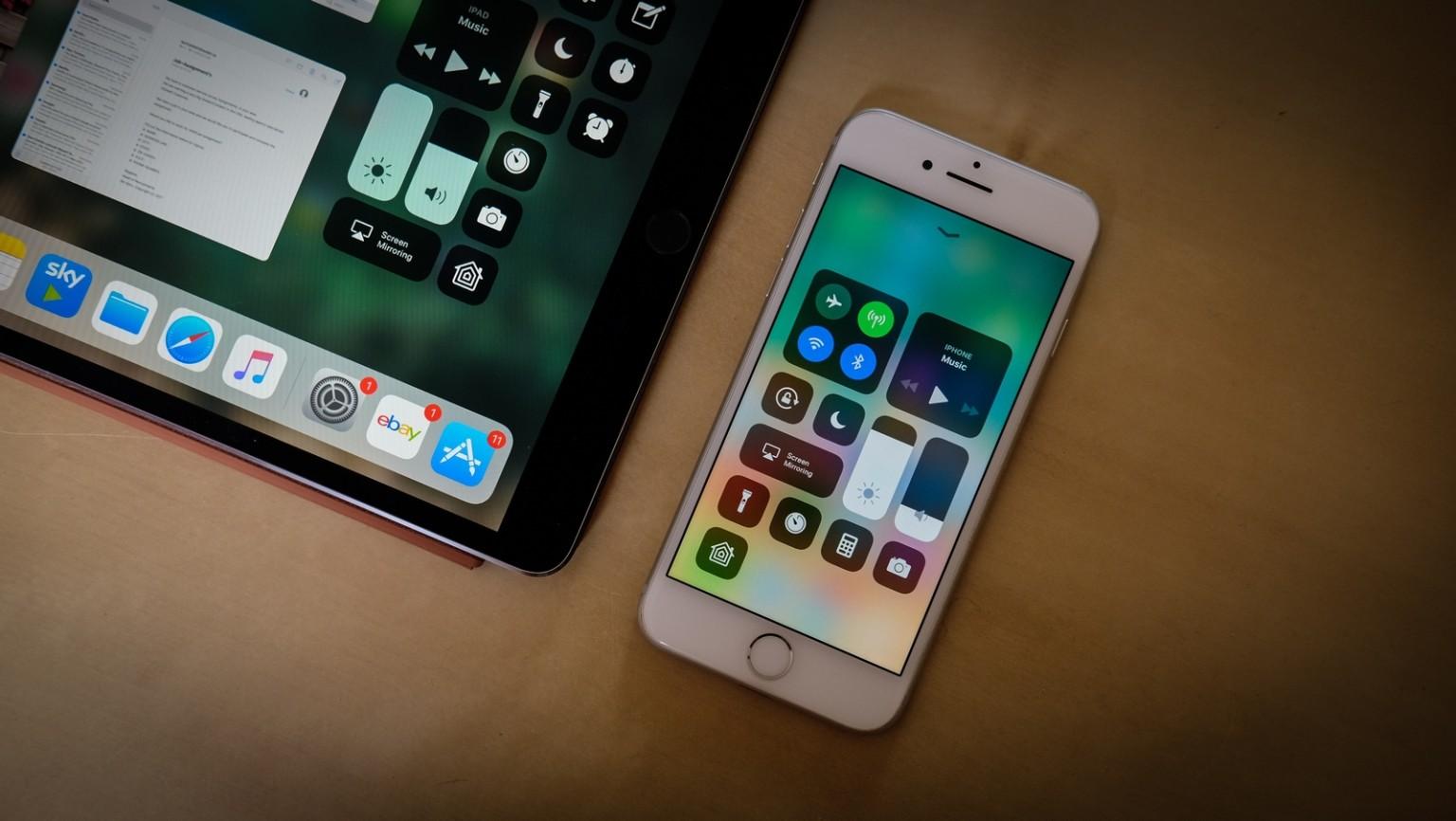 Apple выпустила iOS 11.0.3