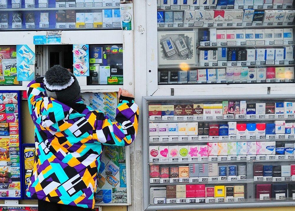 Магазин вЛенинском районе Саратова вел торговлю сигаретами в20м отшколы
