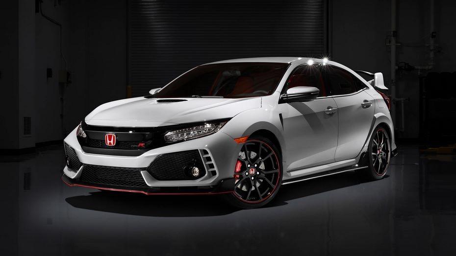 Хонда выпустит неменее доступную версию заряженного Civic Type R