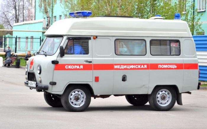 ВКузбассе два маленьких ребёнка пострадали вДТП