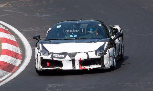 Ferrari Portofino представит упрощенную версию будущих моделей