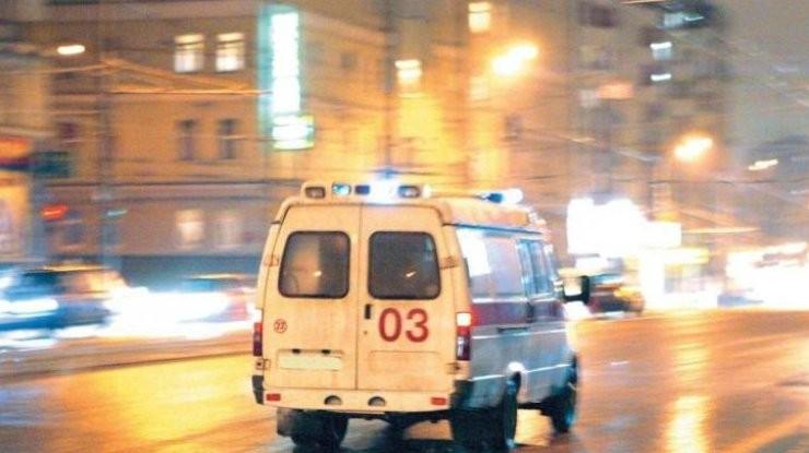 Клиент скончался в«Шаверме» наСветлановском проспекте