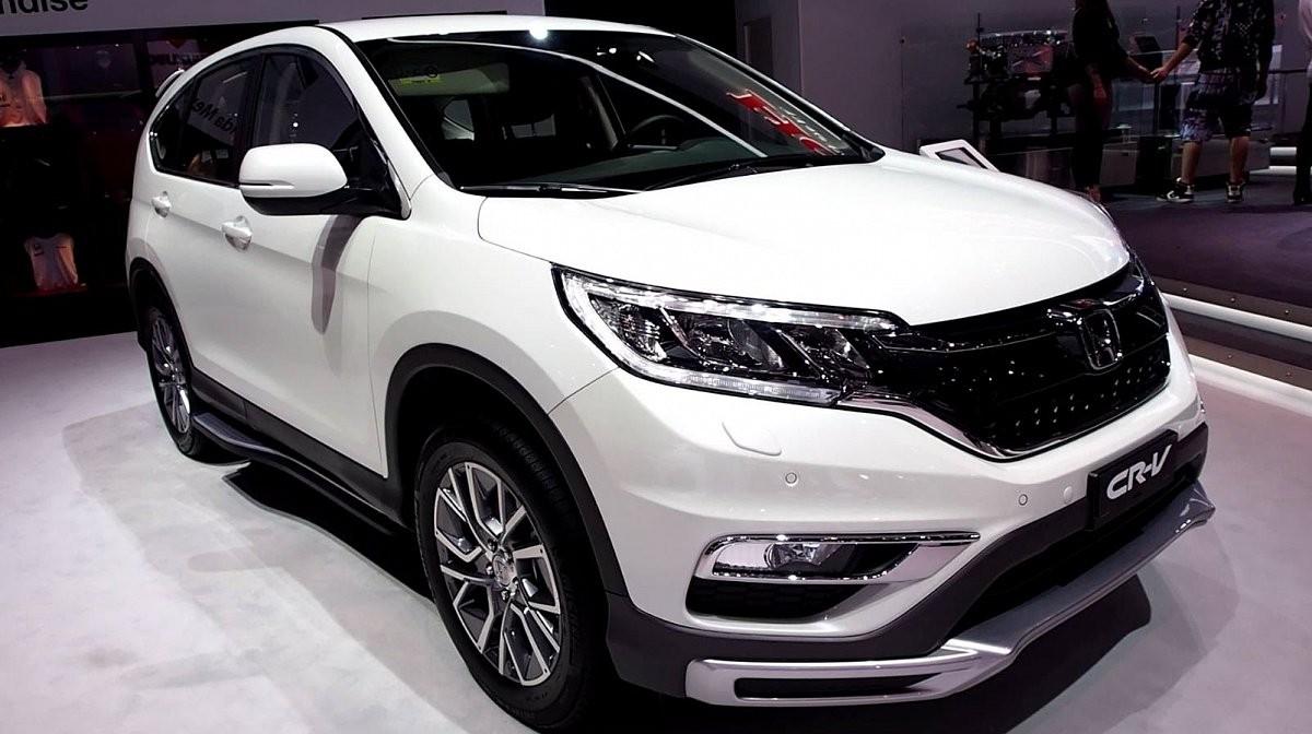 Хонда  выведет нарынок новейшую  спецверсию кроссовера CR-V SPlus