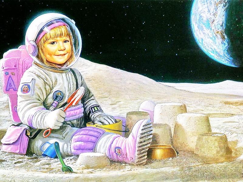 Лучше всего рожать детей наМарсе— Планета семейного счастья