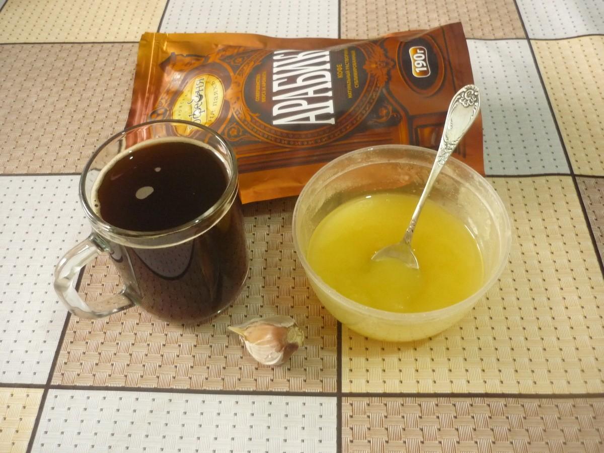 Японский изобретатель создал кофе наоснове чеснока