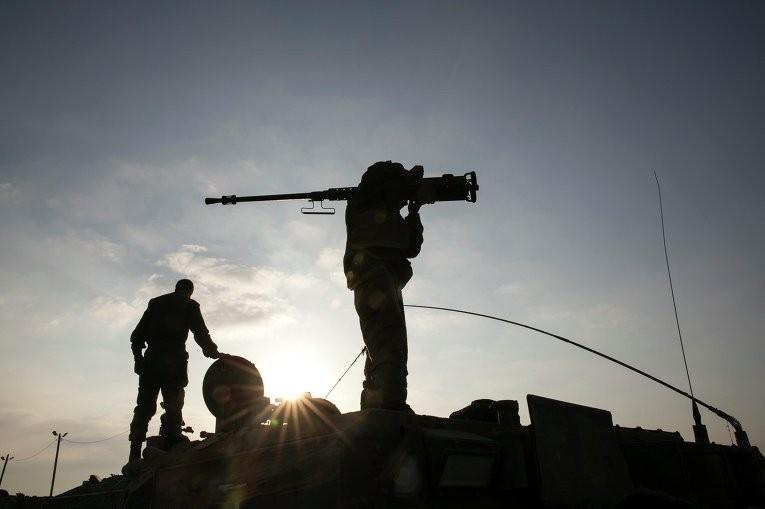 Боевики наСинайском полуострове Египта выпустили две ракеты всторону Израиля