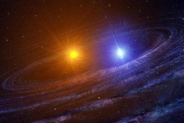 Ученые подтвердили, что новые звезды появляются парами