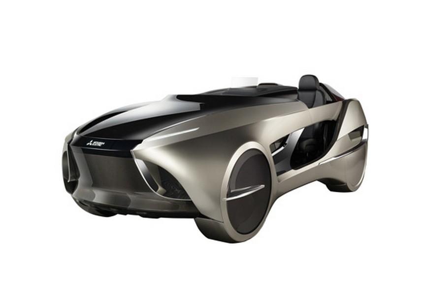 Новый концептуальный автомобиль Мицубиши Electric сумеет предупреждать водителей обопасном поведении