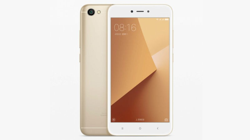 Утечка: характеристики Xiaomi Redmi Note 5