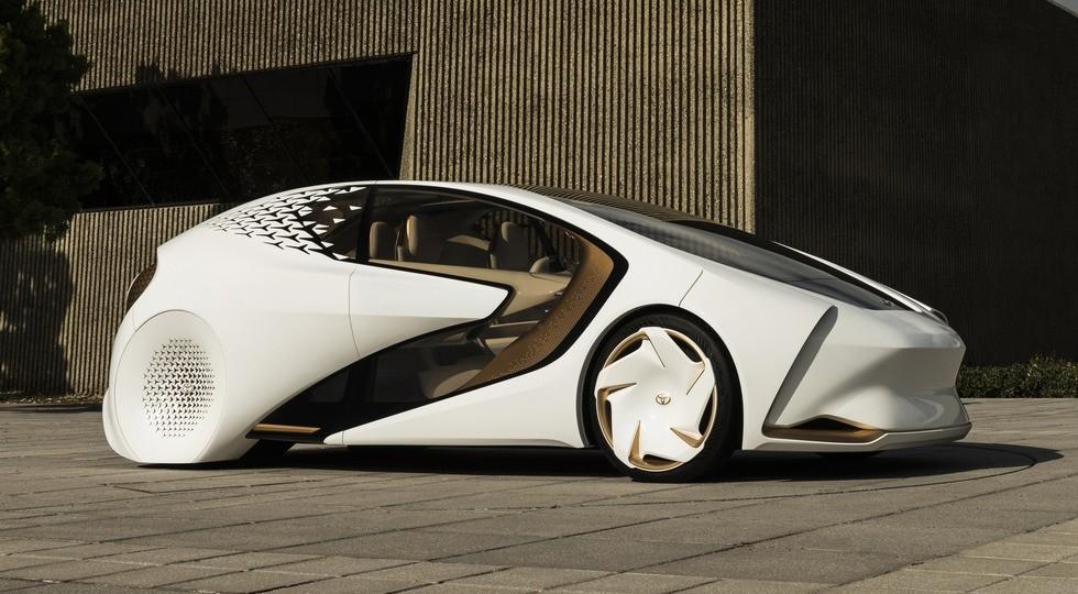 Автомобили Тойота научатся говорить сводителем