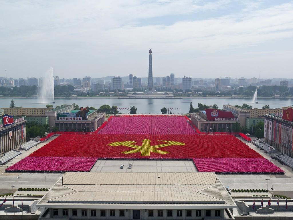 EC ввел новые санкции против Северной Кореи