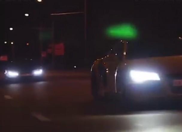 Съемочная группа вРостове случайно сняла смерть пешехода под колесами Ауди R8