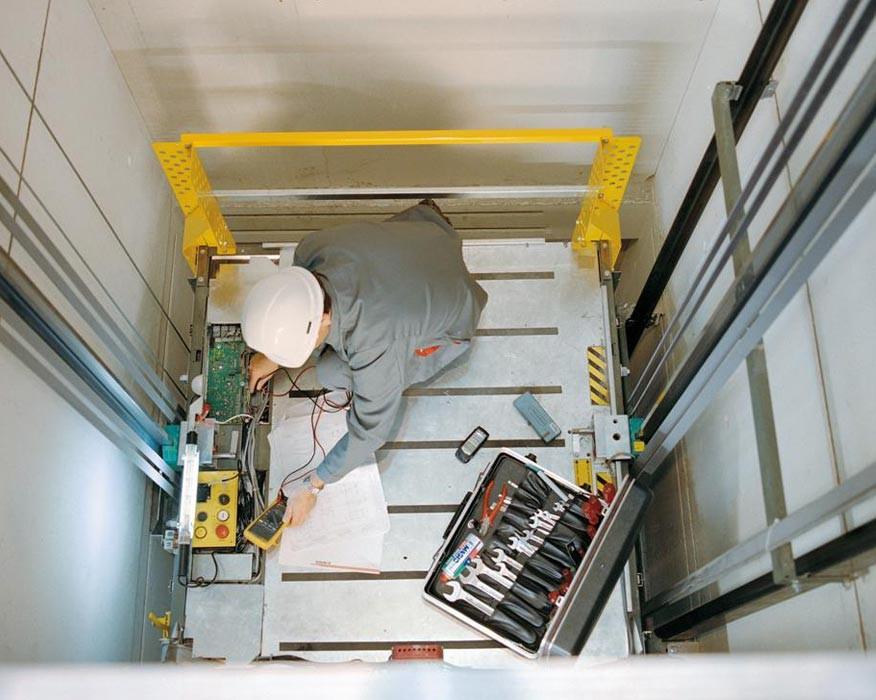 За2 года встолице дополнительно поменяют 6,3 тыс лифтов