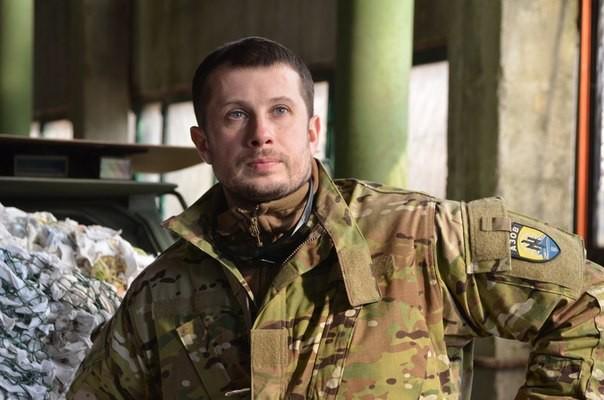 Главарь «Азова» объявил оготовности боевиков присоединиться кпротестам вКиеве