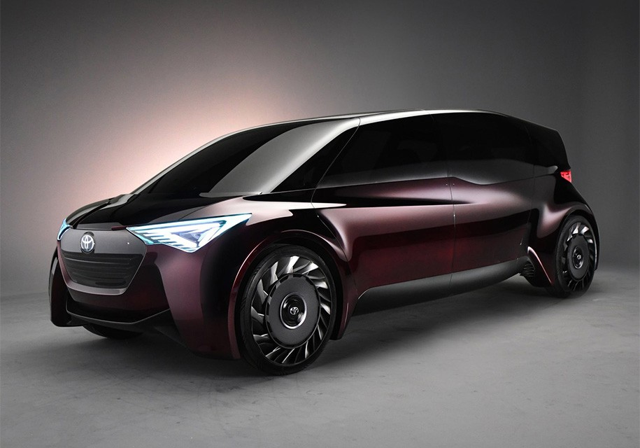 Компания Toyota показала очередную новинку