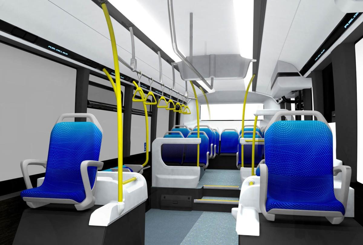 Тоёта запустит нагородской маршрут вТокио неменее 100 водородных автобусов