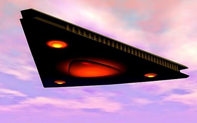 Уфологи обсуждают загадочный прямоугольный НЛО, который был замечен вСША