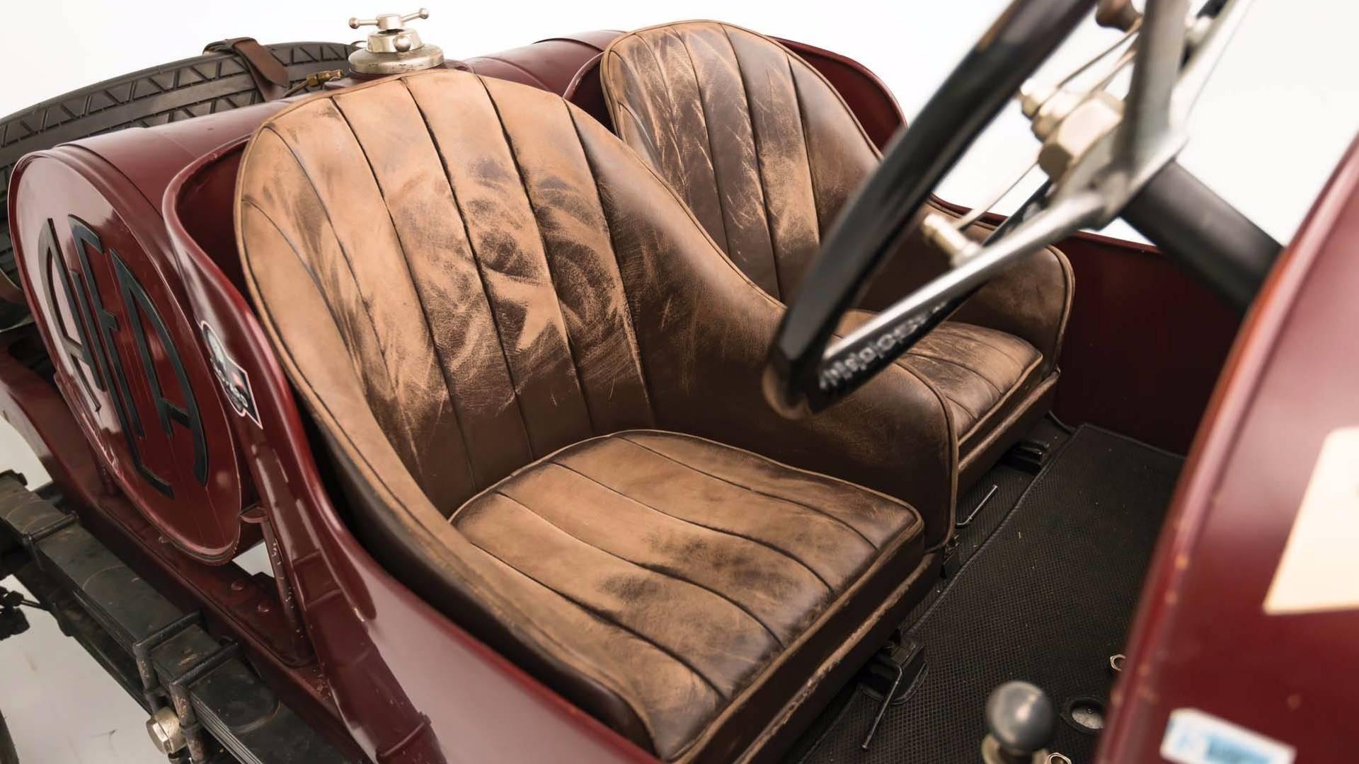 Последний уцелевший экземпляр первой модели Альфа Ромео продадут нааукционе
