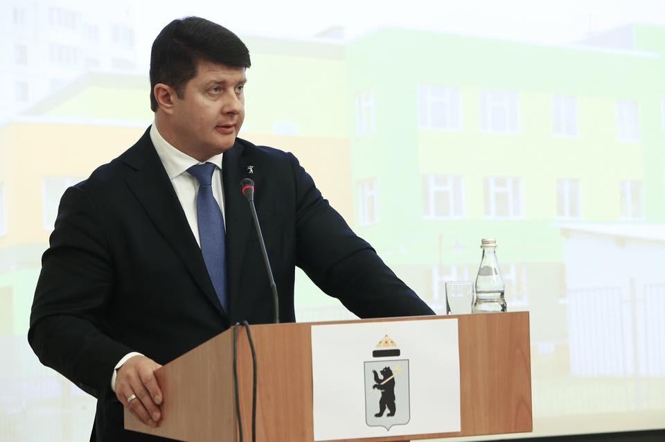 Мэр Ярославля Владимир Слепцов объявил обувольнении директора ПАТП-1