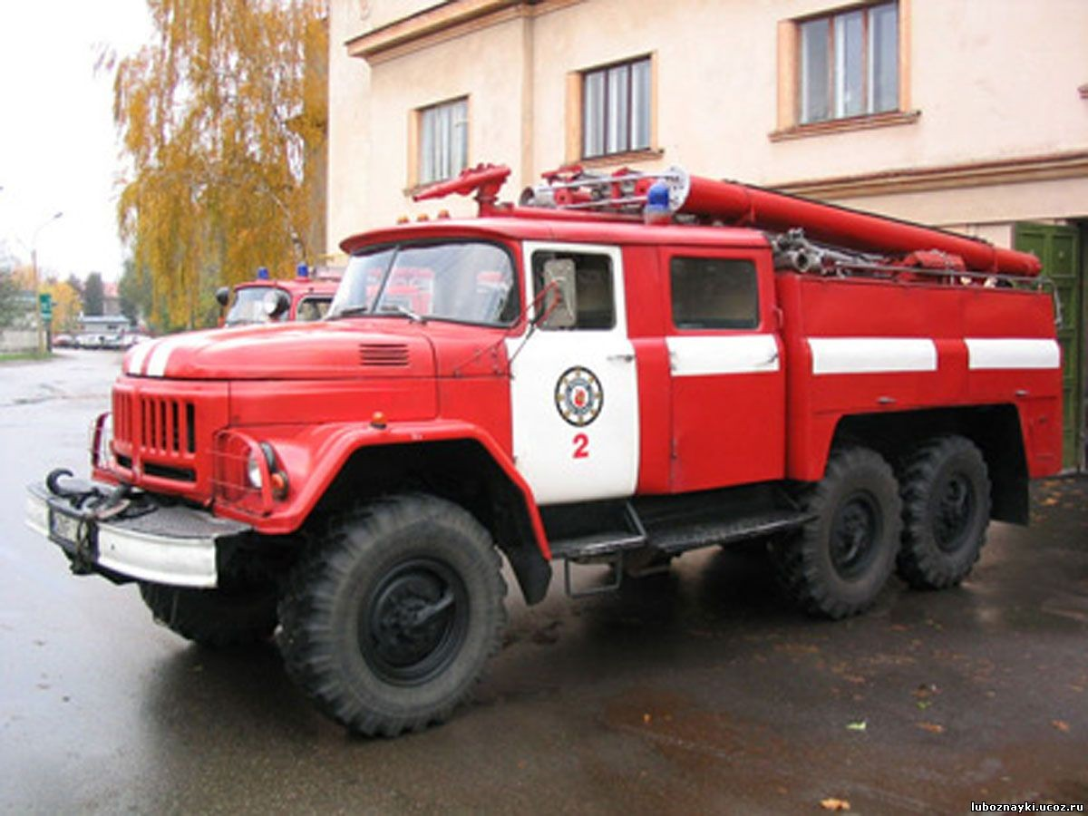 ВБерезниках произошел пожар водном изцехов ОАО«Азот»