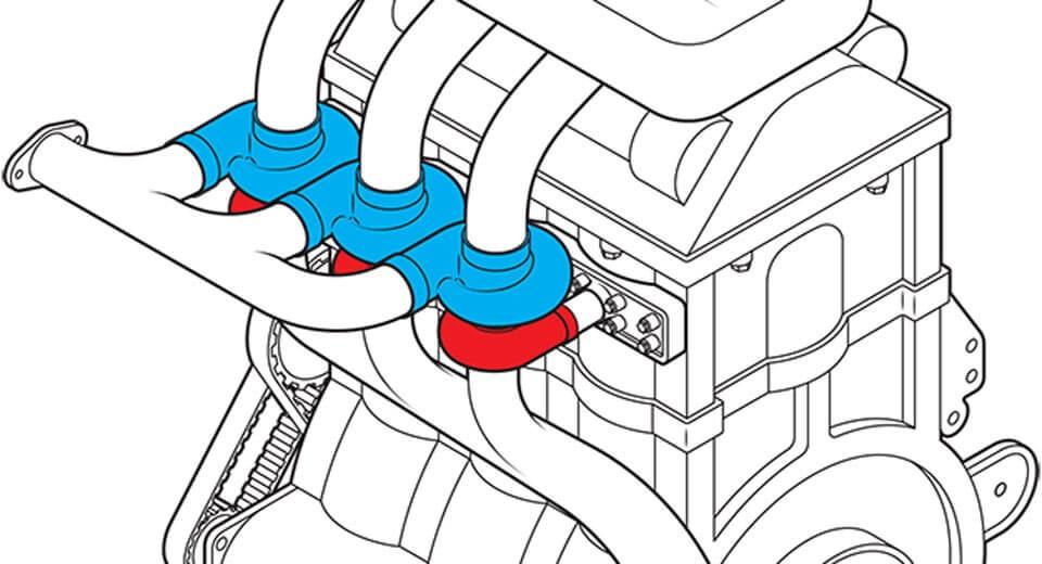 Инженер компании Форд разработал мотор снаддувом для любого цилиндра
