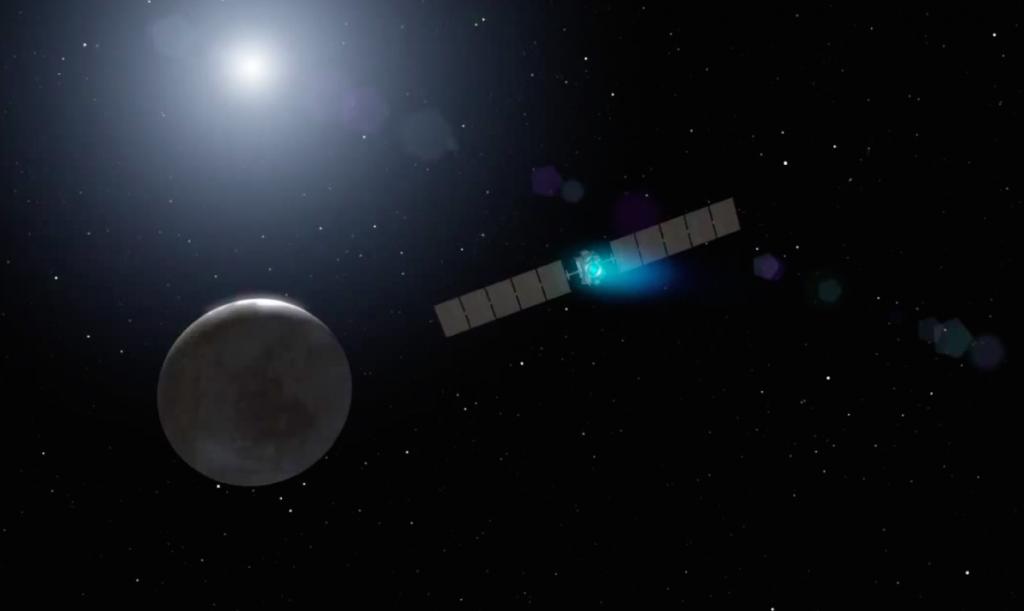 Тайну происхождения воды наЦерере раскроет зонд Dawn