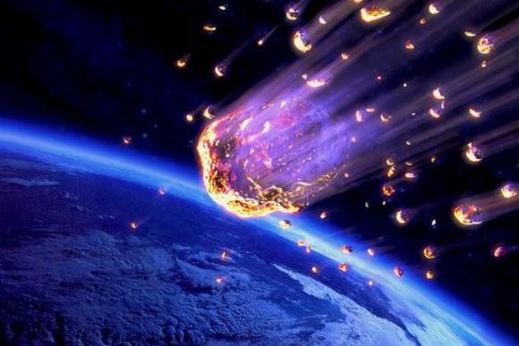 Астрономы подсчитали вероятность падения метеорита начеловека