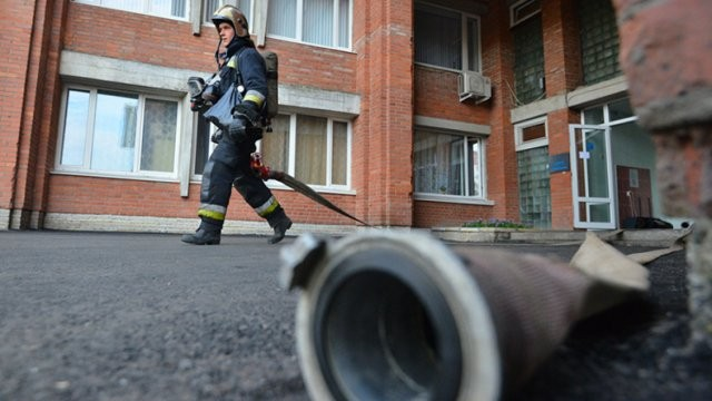 Под Петербургом пострадал мужчина из-за взрыва самогонного аппарата